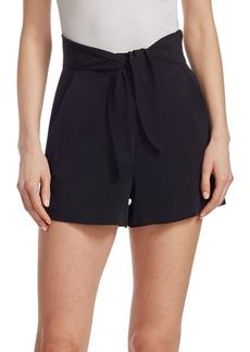 A.L.C. Kerry Crepe Shorts