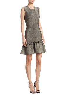 A.L.C. Kilmer Shimmer Mini Dress