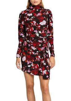A.L.C. Marcel Floral Print Dress