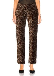 A.L.C. Marina Leopard Harrison Pant