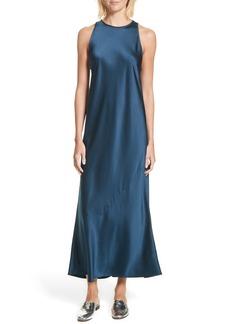A.L.C. Mikel Stretch Silk Midi Dress