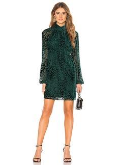 A.L.C. Nadia Velvet Dress