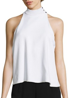 A.L.C. Olympia Open-Back Top