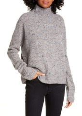 A.L.C. Parsons Turtleneck Wool & Cashmere Blend Sweater