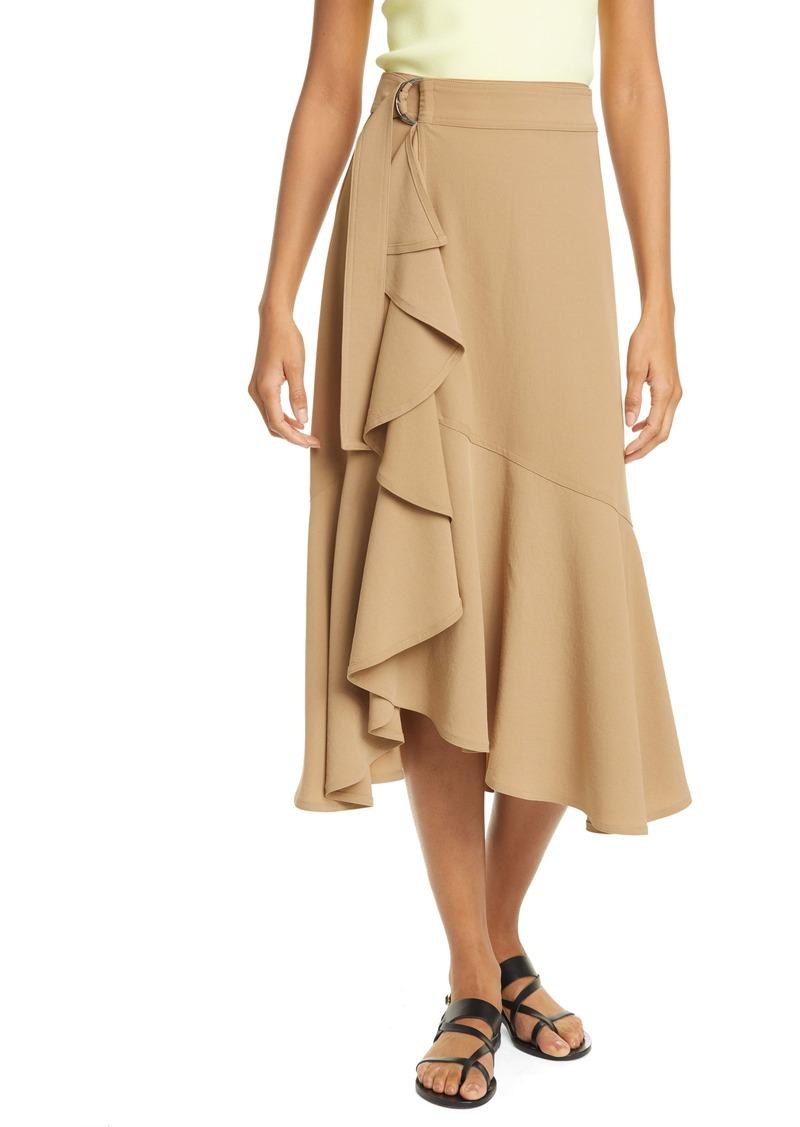 A.L.C. Pierre Ruffle Skirt