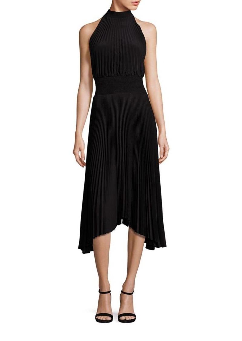 Sale A L C A L C Renzo Pleated Dress