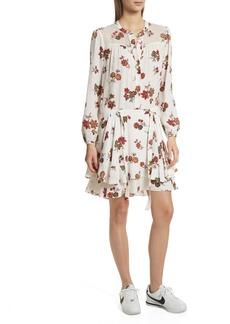 A.L.C. Rori Silk Drop Waist Dress
