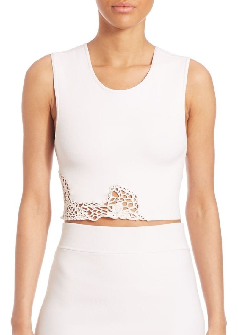 A.L.C. Shauna Crop Top
