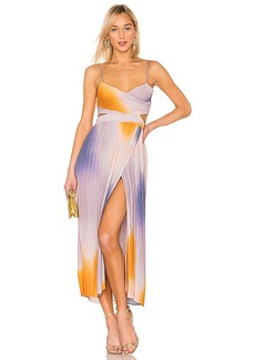 A.L.C. Sienna Ombre Dress