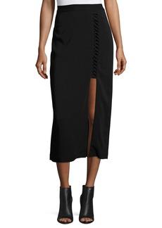 A.L.C. Steve Ponte Midi Skirt