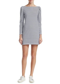 A.L.C. Stevens Stripe T-Shirt Dress