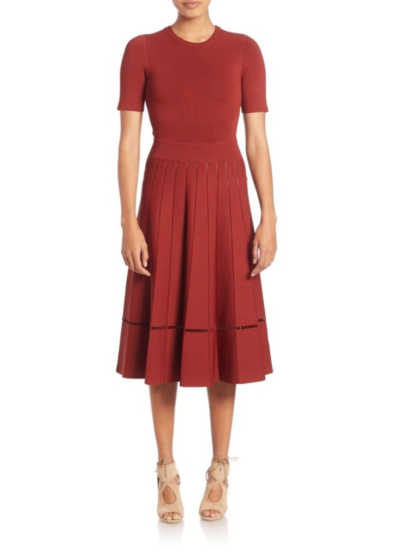 A.L.C. Tracy Short Sleeve Dress