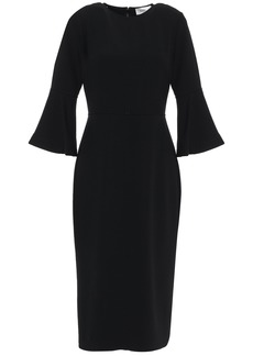 A.l.c. Woman Crepe De Chine Dress Black