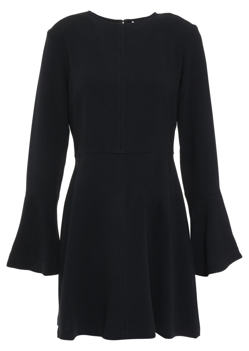 A.l.c. Woman Crepe Mini Dress Midnight Blue