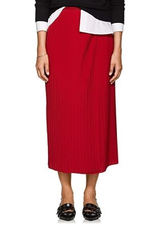 A.L.C. Women's Ainsley Plissé Midi-Skirt