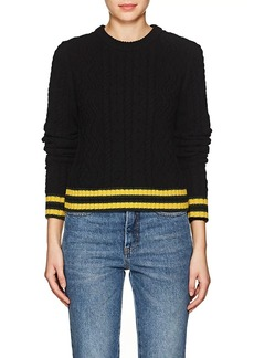 A.L.C. Women's Alpha Cable-Knit Sweater