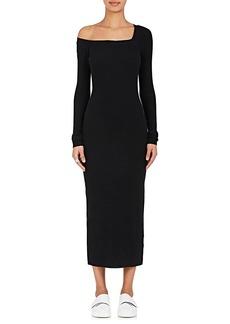 A.L.C. Women's Asymmetric Off-The-Shoulder Dress
