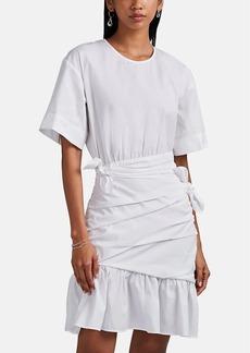A.L.C. Women's Cassian Cotton Poplin Dress