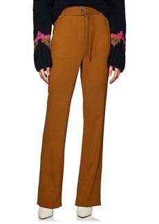 A.L.C. Women's Crepe Straight-Leg Trousers