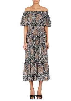 A.L.C. Women's Doris Off-The-Shoulder Maxi Dress