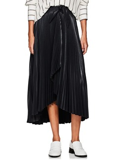 A.L.C. Women's Eleanor Pleated Wrap Skirt