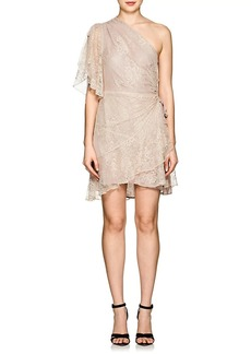 A.L.C. Women's Floral Lace One-Sleeve Minidress