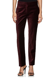 A.L.C. Women's Harrison Velvet Trousers