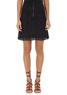 A.L.C. Women's Haven Lace A-Line Skirt