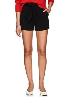 A.L.C. Women's Kerry Crepe Tie-Waist Shorts