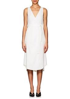 A.L.C. Women's Kit Twill Wrap Dress