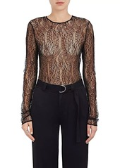Alc alc womens lace long sleeve bodysuit abvaa588418 a
