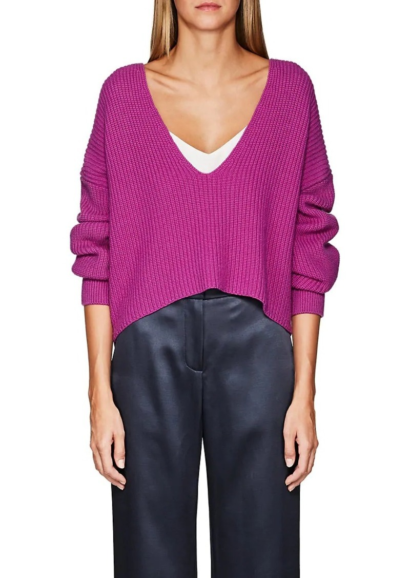 A.L.C. Women's Melanie Rib-Knit Wool Sweater