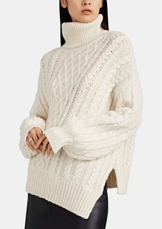 A.L.C. Women's Nevelson Chunky Cable-Knit Sweater