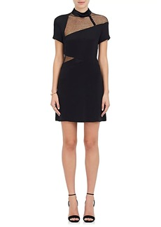 A.L.C. Women's Roma Combo Minidress
