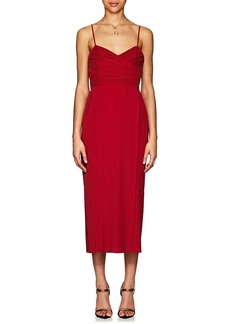 A.L.C. Women's Sierra Plissé Dress
