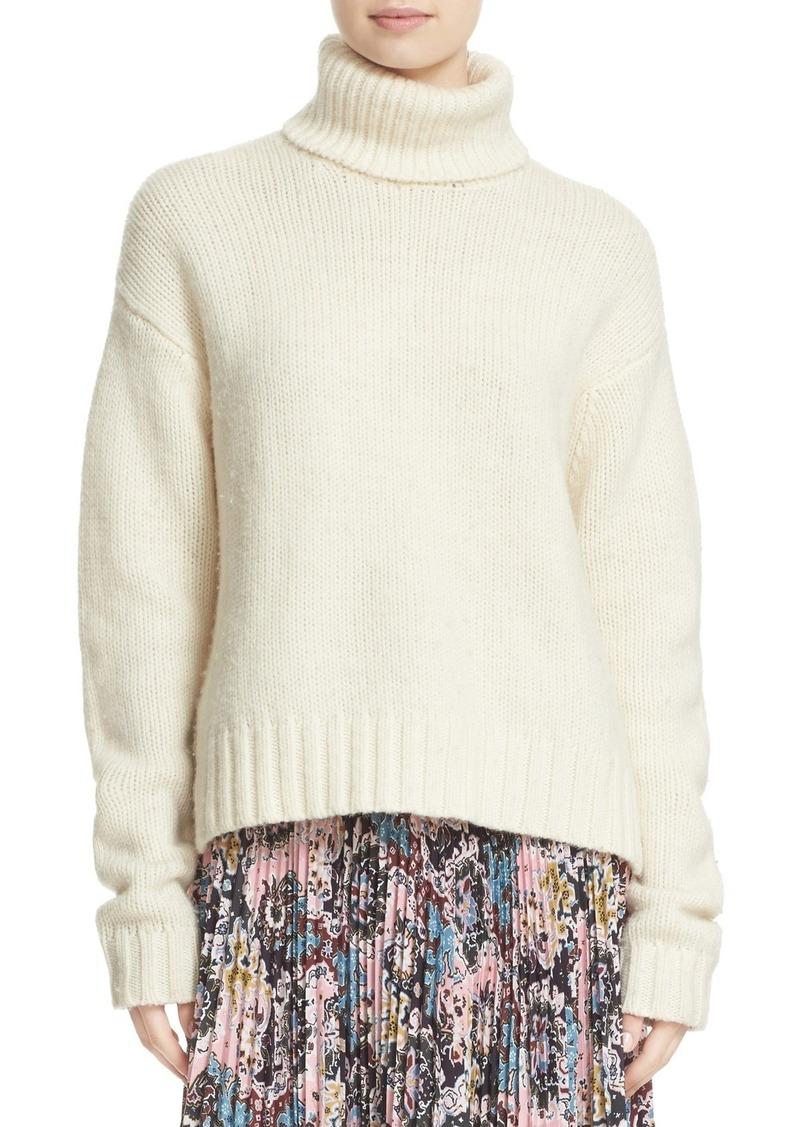 A.L.C. Wool Turtleneck Sweater
