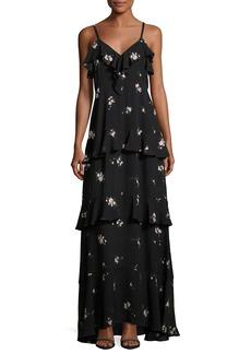 A.L.C. Zaydena Sleeveless Maxi Dress