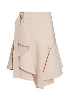 A.L.C. Amalie Ruffled Wrap Skirt