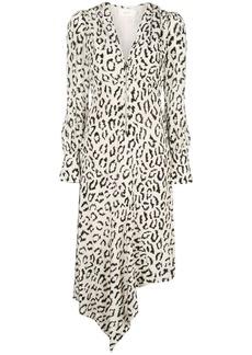 A.L.C. animal print dress