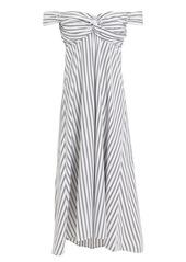 A.L.C. Arsenio Off Shoulder Dress