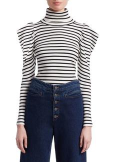 A.L.C. Baker Striped Sweater
