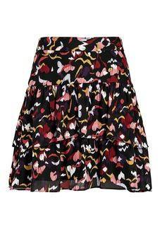 A.L.C. Baxter Floral Skirt