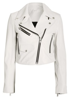 A.L.C. Beck Leather Moto Jacket
