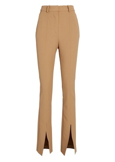 A.L.C. Cade High-Rise Slit Trousers