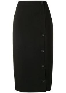 A.L.C. Cal buttoned skirt
