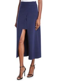 A.L.C. Canady Layered Cutaway Midi Skirt