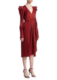A.L.C. Carolina Wrap Dress