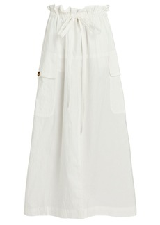 A.L.C. Cecilia Cargo Midi Skirt