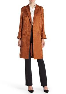 A.L.C. Charleston Jacquard Silk Jacket