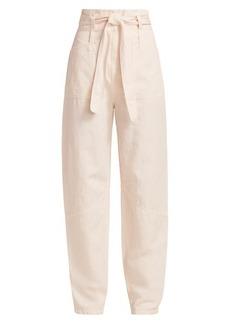 A.L.C. Coburn Paperbag Waist Pants